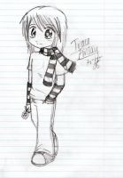 Little Trace Finlay by rabbitgirl316