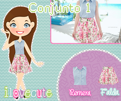 Conjunto 1 by IloveCute1220