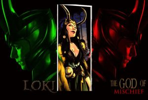 The God of Mischief Loki