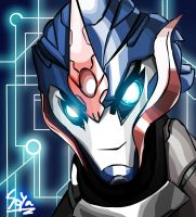 Transformers Prime: Arcee by SoyaC