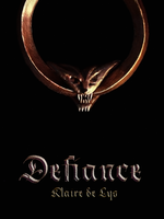 Defiance Book Cover by KlairedeLys