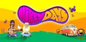 Hippy Days - Promotional by sivad-design
