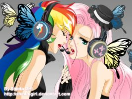 Magnet - MLP- RDxFS by Shinta-Girl