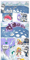 Contest Round 3 Comic by aducknamedhope