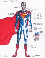 Superman Redesign by theurbs