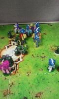 Blood Bowl Project 66 (play example 3) by PONYPAINTTHEPONY