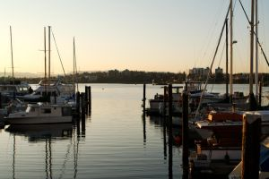 Boats in the Inner Harbour by ElevenSpecial