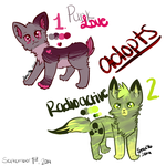 Adoptables [ CLOSED ] by Starstealer96