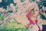 Guilty Crown - Spring Panoply by aco-rea