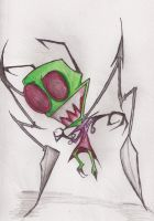Nightmare Zim by Twisted-G