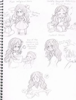 MS Doodle Notes by Armelle-Kumakins