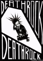 Deathrock by horror-vacuii