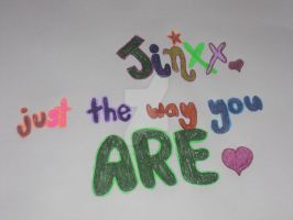 .:Just the way you are:. by Jinnxx