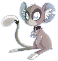 Jerboa by ecokitty