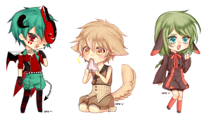 chibi batch by Serandaria