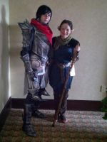 Hawke and Merrill by Master-of-Unlocking