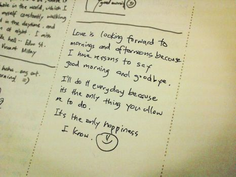 Love is.. by maning