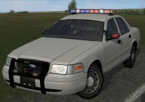 2005 Ford Crown Victoria by TimB-MBM
