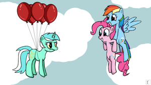 Balloon Prank by SubjectNumber2394