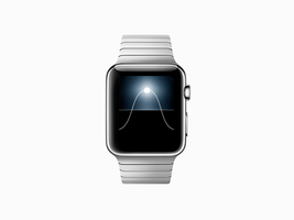 Apple Watch Sunrise Sunset Animation by JasonZigrino