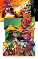 Green Lantern 37 Page 18 by matlopes