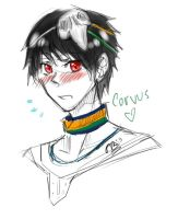 CORVUS!! :D from Knife of A Traitor by TreyStrider