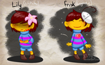 Undertale by Ch4rm3d