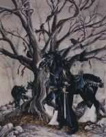 Tree of Sorrows by Hbruton