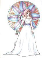 Stained Glass Colouring Pract by astraldreamer