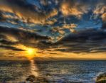 Sunset Cliffs HDR 05 by Creative--Dragon