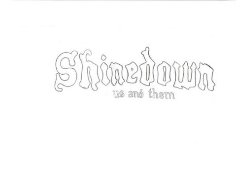 Shinedown Logo by JD6121