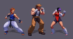 BEAT 'EM UP, GUYS by Jiggeh