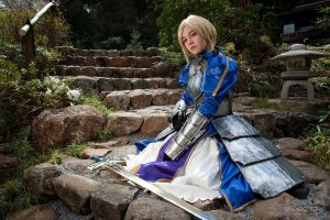 Bekalou as Saber Photo 3 by touchtopose