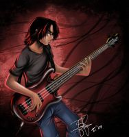 NO paper bass by zerodarknova