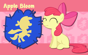 Apple Bloom WP 3 by AliceHumanSacrifice0