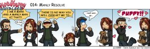 SW: Manly Resolve by tazsaints