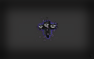 Minecraft The Wither by Dentvanboo