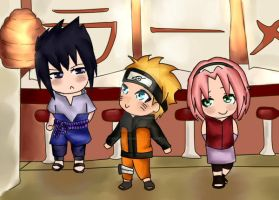 Team 7 Contest Prize by XMajutsu-shiX
