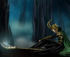 Loki by Zorrogreen