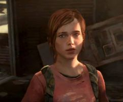 Ellie last of US by Damrick