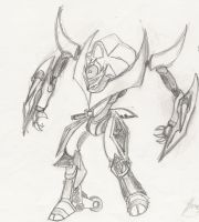 Knightmare Frame Gomburza by Eternal-Shadow-S