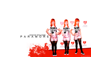 MusicCares - Paramore by Miss-Machi