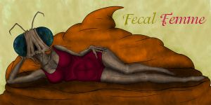 fecal femme by octodream