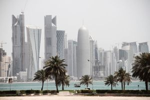 Qatar - Doha - West Bay 02 by GiardQatar