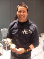 AMA 2009 - Johnny Yong Bosch by SharinganWarrior77