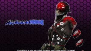 Metal Gear Rising - Monsoon Wallpaper by PokeTheCactus