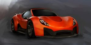 Factory Five - Project 818 Concept by RodneyOlmos
