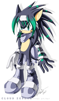 Cloud Zephyr .: Reference :. by Chibi-Nuffie