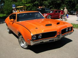 .olds 442 by AmericanMuscle