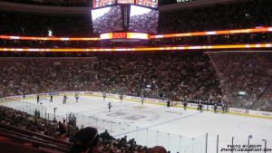 View at a Flyers game 2 by sth1977